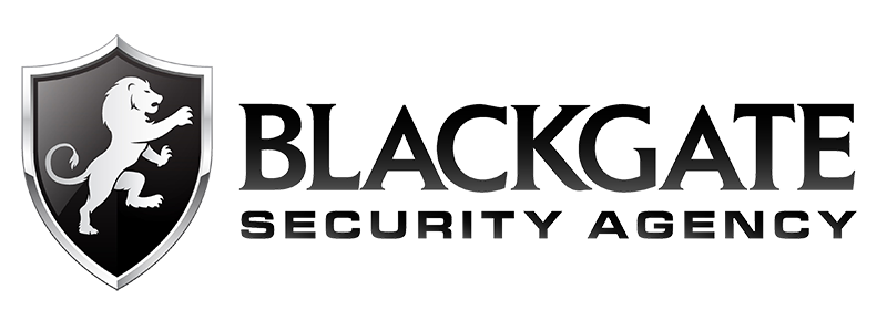 Blackgate Security Logo