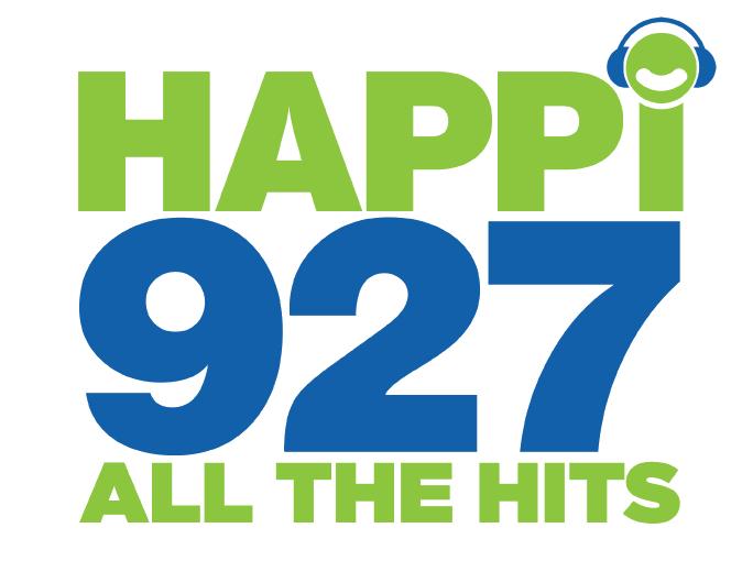 Happi 92.7 Logo